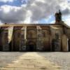 Die Kirche stammt noch aus dem 12. Jahrhundert.
