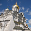 Im Kreml finden sich mehrere eindrucksvolle Kathedralen.