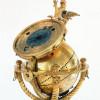 Himmelsglobus angetrieben durch ein Uhrwerk Süddeutschland, Anfang 17. Jahrhundert