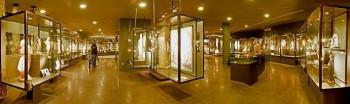 Helle Ausstellungsräume