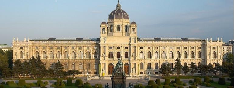 Außenansicht des Kunsthistorischen Museums in Wien