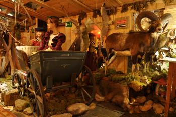Das Kutschenmuseum wurde nach einem 2-jährigen Umbau wiedereröffnet.
