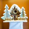 In der Lebkuchen-Kreativ-Werkstatt findet auch das beliebte Lebkuchenhaus bauen statt.
