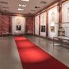 Prunkhaft ist das Gebäude des Museums, der frühere Regierungssitz Liechtensteins