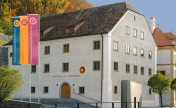 Das Gebäude des Museums ist die frühere herrschaftliche Taverne