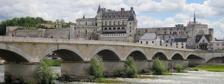 Das Chateau d'Amboise