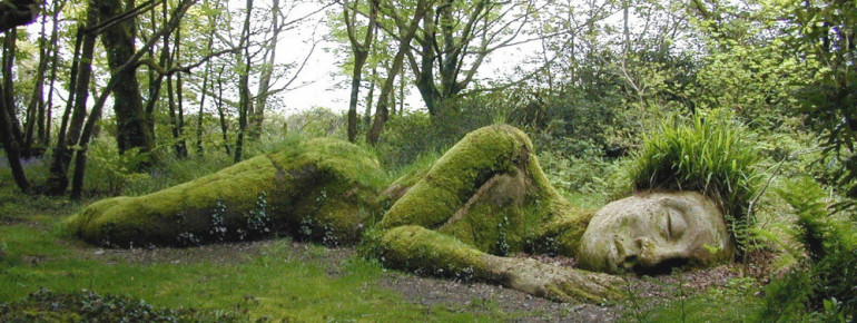 Auch die Lost Gardens of Heligan waren lange Zeit in einem Dornröschenschlaf versunken.