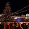 Von Ende November bis Ende Dezember erstrahlt der Lübecker Marktplatz im weihnachtlichen Lichterglanz.