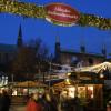 Der Weihnachtsmarkt erstreckt sich vom Marktplatz über die Fußgängerzone bis zum maritimen Weihnachtsmarkt am Koberg.