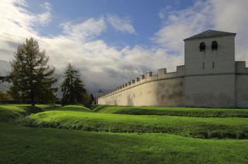 Die Tore der Stadtmauer