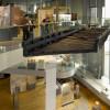 Die Ausstellung zieht sich über mehrere Ebenen.