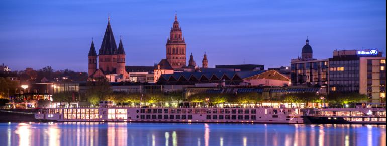 Der Mainzer Dom ist rund 1.000 Jahre alt.