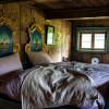 Schlafzimmer im Museumdorf