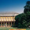 Der Schlossgarten wurde bereits im 17. Jahrhundert angelegt.