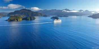 Der Milford Sound: ein eindrucksvolles Naturschauspiel
