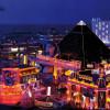 Allein in Las Vegas sind rund 33.000 Lichter installiert.