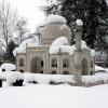 So viel Schnee auf dem Tadsch Mahal? Das gibt's nur im Minimundos in Klagenfurt!