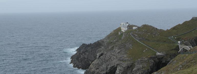 Die Mizen-Halbinsel ist die südlichste der vier südwestlichen Halbinseln Irlands.