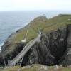 Über eine Brücke ist die Signalstation mit dem Festland verbunden.