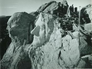Arbeiten an den Präsidentenportraits (1927 - 1941)