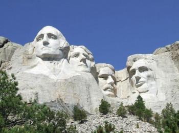 Mt Rushmore heute - das größte in Stein gemeißelte Kunstwerk der Welt