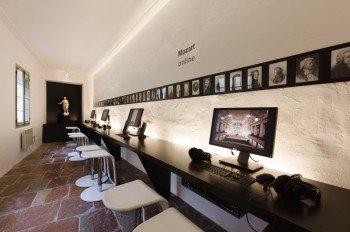 Die Ausstellung wurde in den letzten Jahren modern gestaltet.