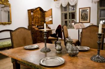 Im Geburtshaus erhältst du Einblick in das Leben im 18. Jahrhundert.