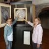 Der Europa-Taler zählt zu den Highlights der Ausstellung.