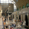 Blick ins Innere des Museums