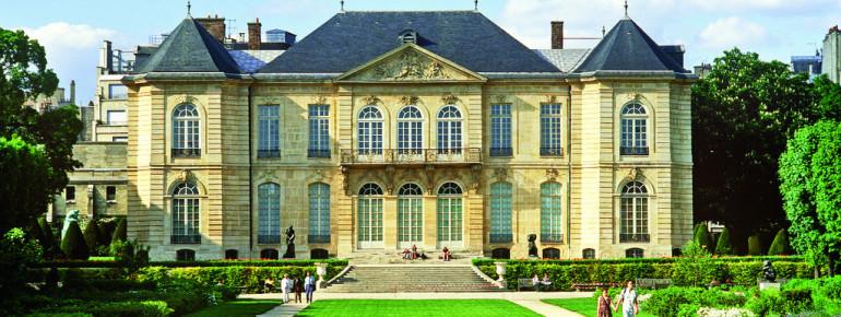 In dem Stadthaus, das heute das Museum beherbergt, hat Rodin selbst gewohnt