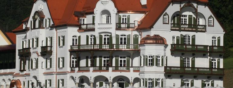 Erfahre etwas über die Geschichte der Wittelsbacher im Museum der Bayerischen Könige.
