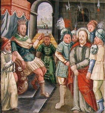 Das Fastentuch von St. Jakob