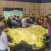 Das interaktive Kulturkabinett No.7 widmet sich den 2056 bayerischen Gemeinden.