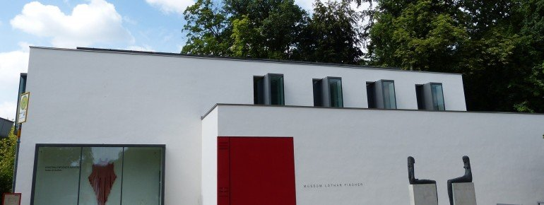 Das Gebäude des Museums Lothar Fischer