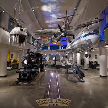 Die Transportmittel-Galerie