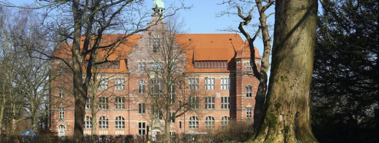 Außenanlage Museumsberg Flensburg