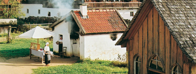 Erlebte Geschichte im Museumsdorf Bayerischer Wald