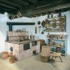 Hier kann man einen Blick ins Innere alter Bauernhäuser werfen