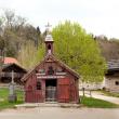 Einen Schwerpunkt im Museumsdorf bildet das religiöse Leben im Bayerischen Wald