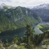 """Entdecke die spektakuläre Landschaft rund um """"König"""" Watzmann und Königssee."""