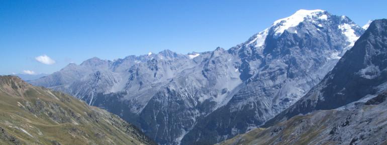 Im Nationalpark Stilfserjoch finden sich alle alpinen Klimazonen.