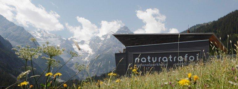 Im Nationalparkhaus tauchst du in die einzigartige Naturlandschaft des Hochgebirges ein.