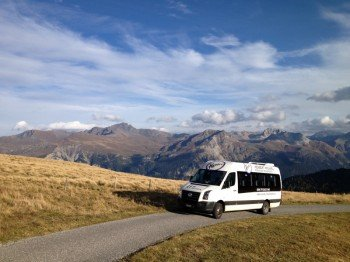 Mit dem Bus alpin in den Naturpark Beverin