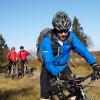 Mountainbiken auf der Hochheide