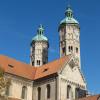Der Dom St. Peter und Paul zählt zu den bedeutendsten Kulturdenkmälern des europäischen Hochmittelalters.