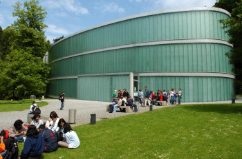 Außenansicht des Museums
