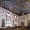 Der Festsaal, das Herzstück der Beletage, wurde 1762 fertiggestellt.