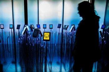 Die Ausstellungen sind multimedial gestaltet