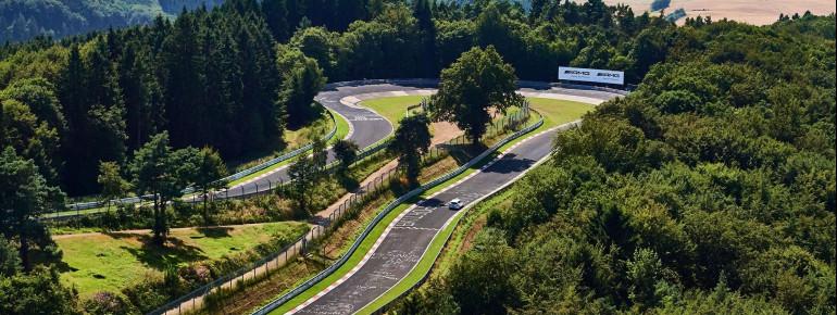 Der Nürburgring ist eine der legendärsten Strecken in Europa.