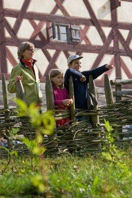 Das Oberpfälzer Freilandmuseum lässt Geschichte lebendig werden